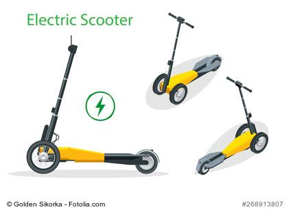 E-Scooter Hersteller