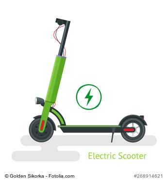E-Scooter Onlineshop
